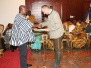 Diplomatic Envoys present Credentials to President Mahama