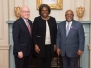 New US Ambassador To Ghana, Robert Jackson Swears Oath Of Office
