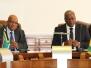 President Jacob Zuma in Ghana