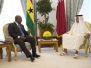 President Mahama State Visit To Qatar