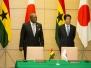 President Mahama visits Japan