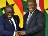 South African President Ramaphosa Calls On President Akufo-Addo