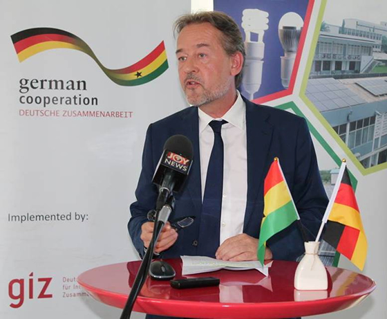 Germany To Foster Investment In Africa – German Ambassador