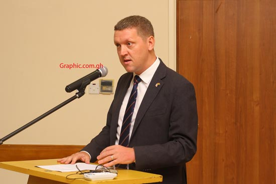 Ghana To Partake In UK-Africa Investment Summit