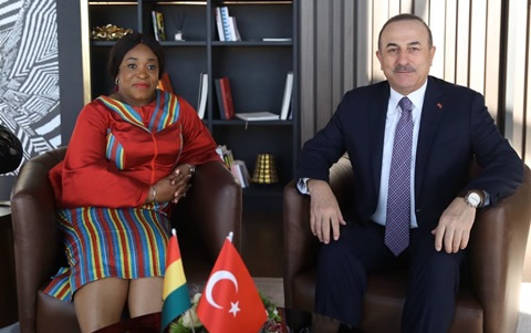 Foreign Minister In Turkey For Two-Day Working Visit