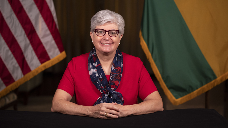 Ambassador Stephanie Sullivan: U.S. Independence Day 2020 Message