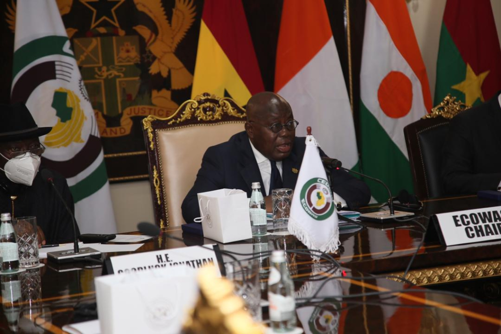 Mali Coup: ECOWAS Orders Junta To Allow For 18-Month Civilian Transition Period