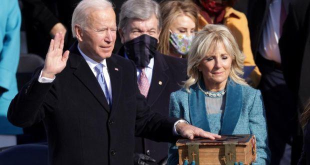 Biden Sworn In As New US President