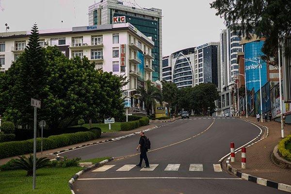 Rwanda Puts Capital Under 15-Day Lockdown To Slow Virus
