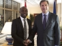 Diplomatic Call TV in Pictures